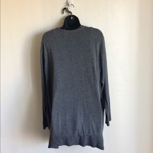 Faded Glory Sweaters - Faded Glory Gray Cardigan Sweater Size 3X